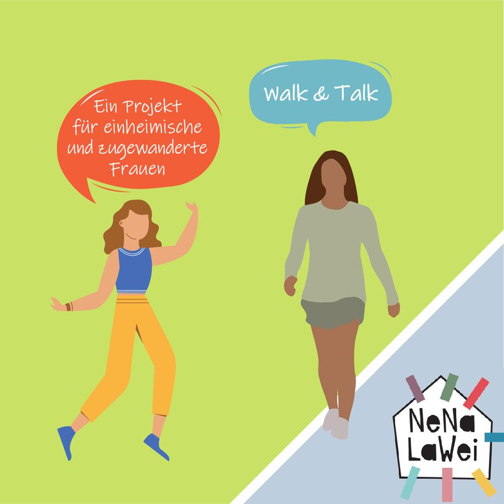 Walk+Talk